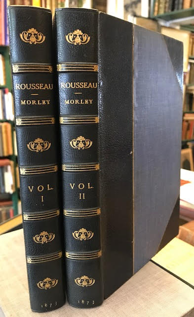 Rousseau. In two volumes