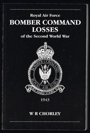 Royal Air Force Bomber Command losses of the Second World War ; Volume Four