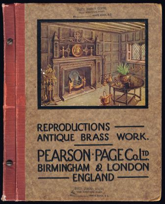 Pearson-Page Company New Catalogue and Revised Prices 1927