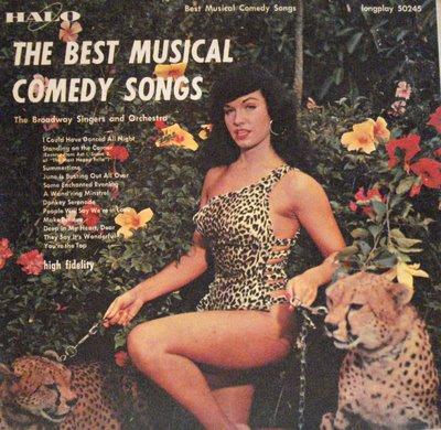 The Best Musical Comedy Songs