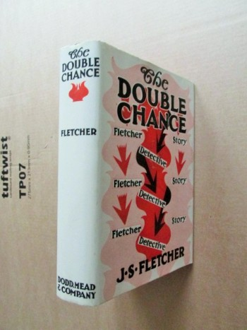 The Double Chance 1928 First Edition Hardback in Dustjacket
