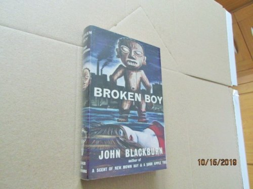 Broken Boy First Edition Hardback in Dustjacket