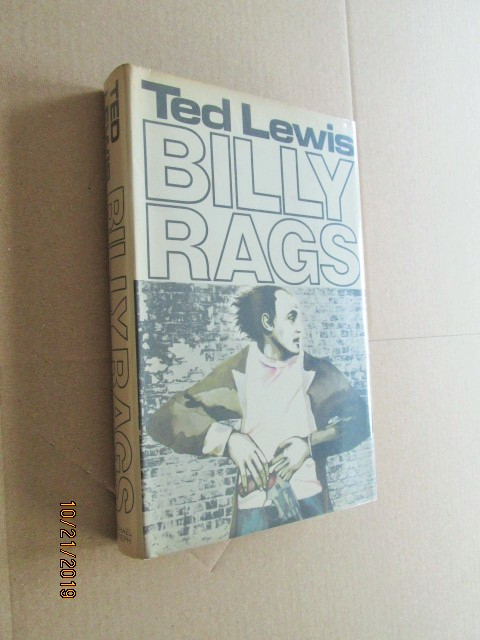 Billy Rags First Edition Hardback in Dustjacket