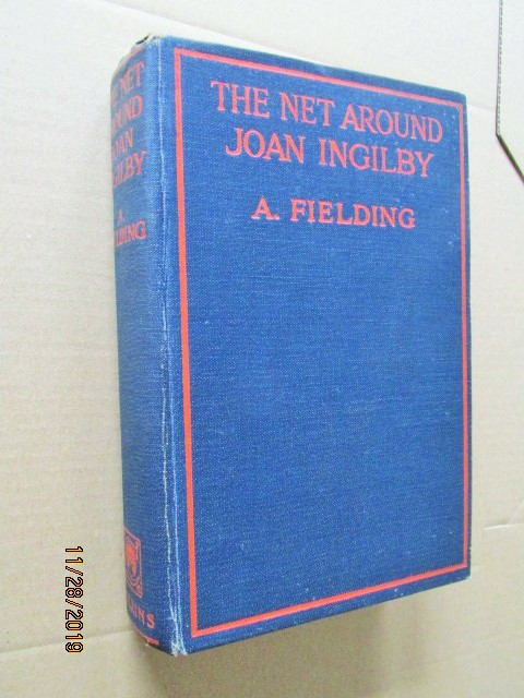 The Net Around Joan Ingilby First Edition Hardback