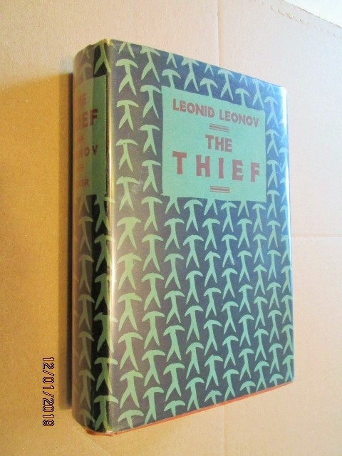 The Thief First Edition in Originl Dustjacket