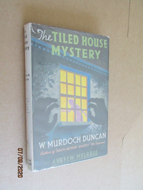 The Tiled House Mystery First Edition Hardback in Original Dustjacket