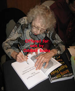 Among the Rugged Peaks A Intimate Biography of Carla Laemmle SIGNED