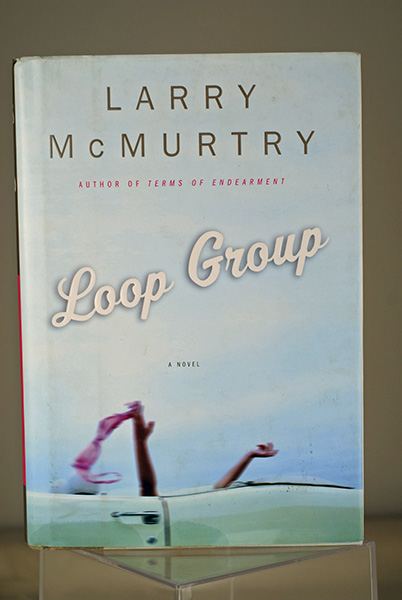 Loop Group Rare Signed First Print