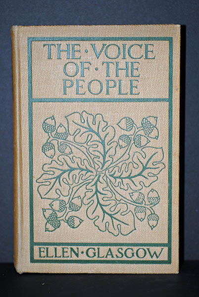 The Voice of The People Rare First Print