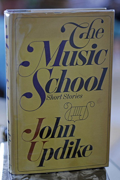 The Music School Signed First Printing