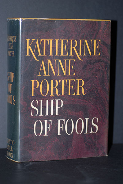 Ship Of Fools (Signed First Printing)
