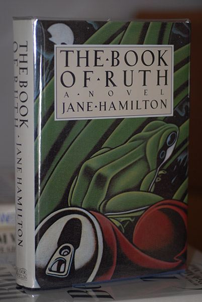 The Book Of Ruth Signed 1st Printing