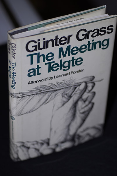 The Meeting At Telgte Signed 1st Printing