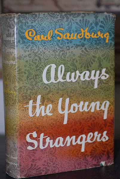 Always The Young Strangers Signed
