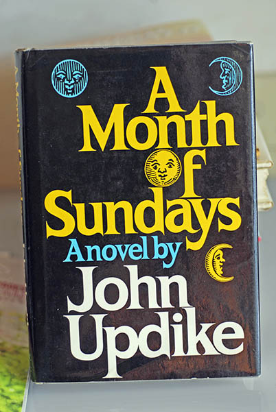 A Month Of Sundays (Signed First Printing)