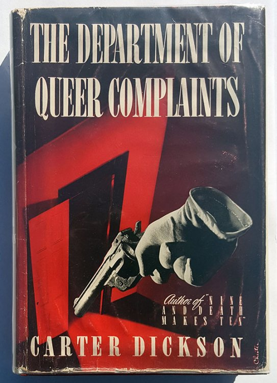 Department of Queer Complaints The