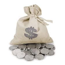 Bag of Collectible Coins