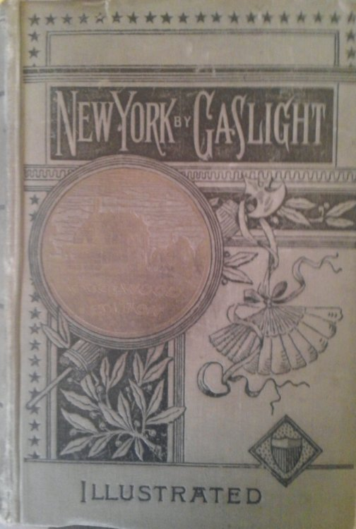 New York by Sunlight and Gaslight A Work Descriptive of the Great Metropolis