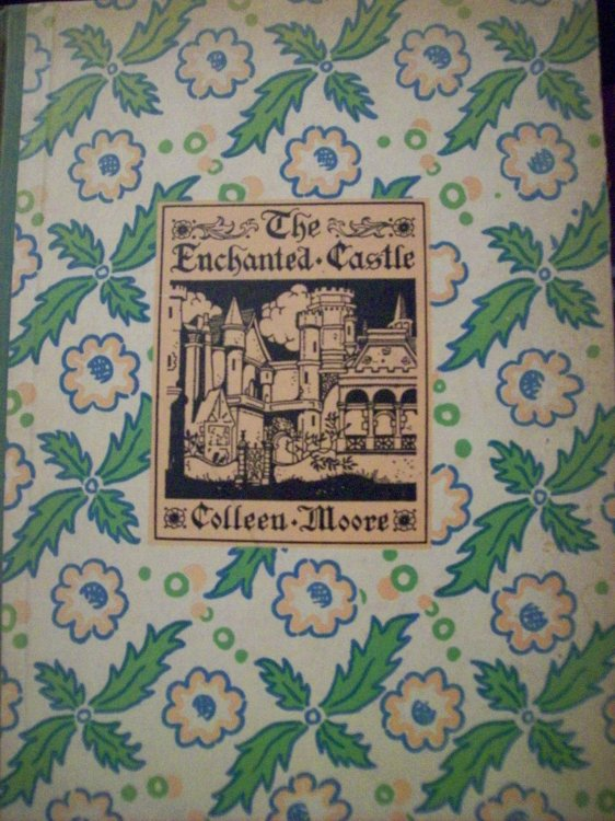The Enchanted Castle - Inscribed