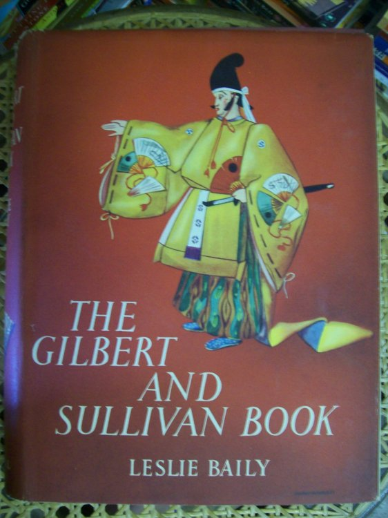 The Gilbert and Sullivan Book