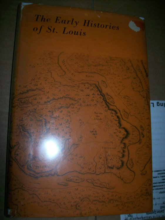 The Early Histories of St. Louis