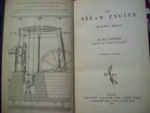 The Steam Engine, for the Use of Beginners