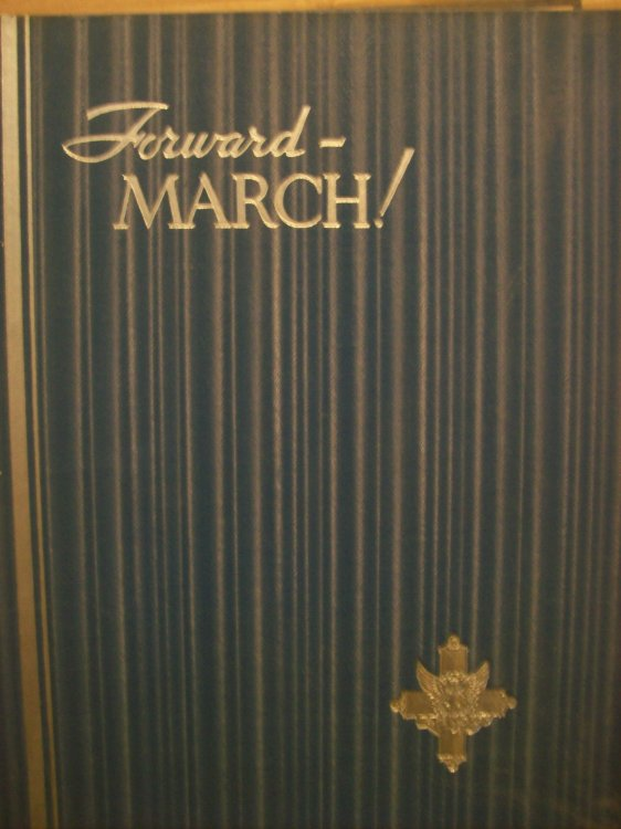 Forward March The Photographic Record of America in the World War and the Post War Social Upheaval