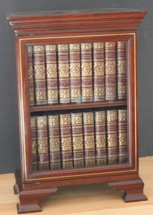 Elegant Extracts. Poetry 6 volumes Prose 6 volumes Epistles 6 volumes. Complete set of 18 volumes. or 36 volumes in 18.