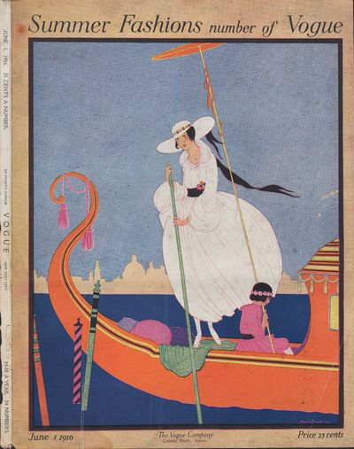 Vogue Magazine. June 1, 1916 - Cover Only