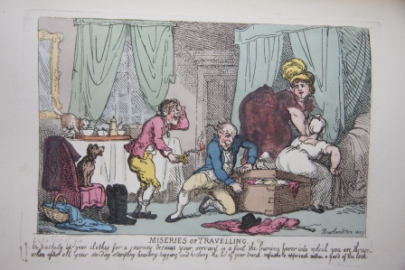 Miseries of Human Life Designed and Etched by T. Rowlandson