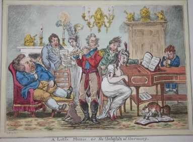 Caricatures of Gillray