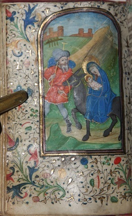 Book of Hours Use of Rome