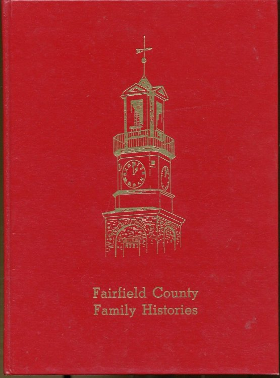 Fairfield Family Histories 1700s-1982