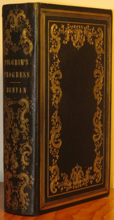 The Pilgrims Progress from this World to that which is to Come. By John Bunyan Containing His Authenticated Third Part The Travels of the Ungodly. Collated for the First Time with the Early Editions and the Phraseology of All His Works With Illustrative Notes from his own Pen by the Rev. Robert Phil