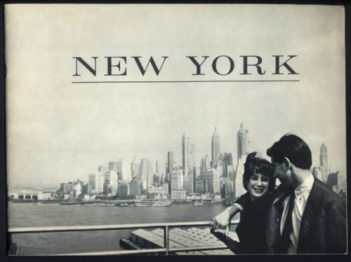 Bankers Trust Company NEW YORK view book 1961 Inge Morath photographs