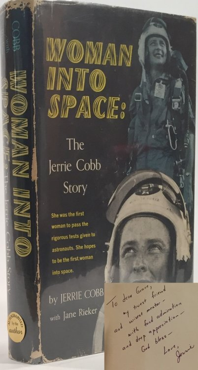 Woman Into Space The Jerri Cobb Story