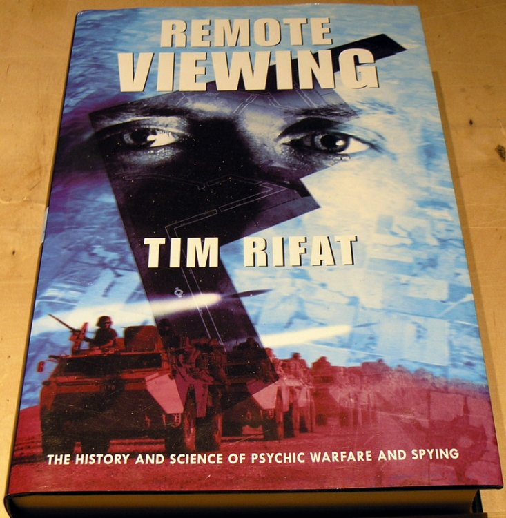 Remote Viewing History and Science of Psychic Warfare and Spying