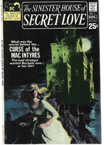 The Sinister House of Secret Love #1