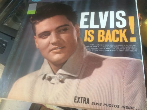 Elvis Presley Elvis Is Back!