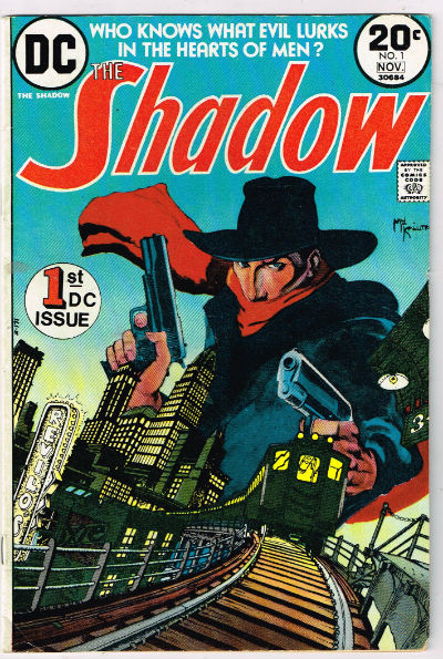 The Shadow #1,Nov.,1973