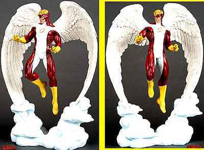 Click to view larger image Have one to sell Sell now Details about Angel X-Men Marvel Comics Hard Hero Statue Artist Poof Edition .