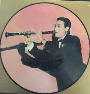 Artie Shaw at the Cafe Rouge-picture disc