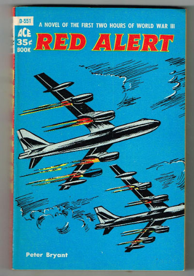 Red alert:The novel of fear that the film