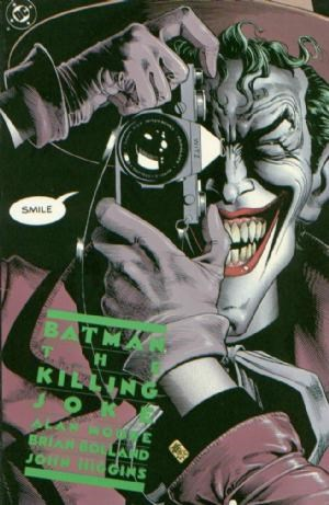 BATMAN THE KILLING JOKE 1 Comes with dealer card.