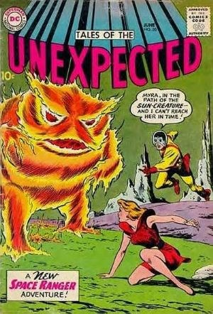 TALES OF THE UNEXPECTED #50 1956-1968 VOLUME 1 DC