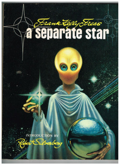 Frank Kelly Freas:a seperate star-signed by Mr.Freas himself