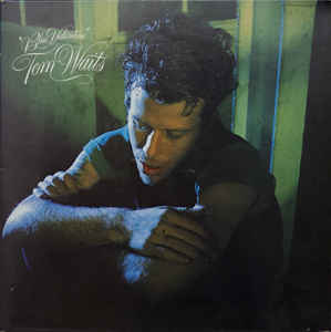 Tom Waits Blue Valentine