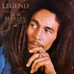 Bob Marley & The Wailers Legend - The Best Of Bob Marley & The Wailers