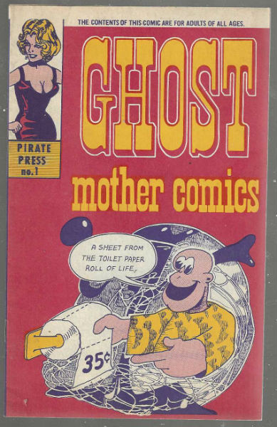 Ghost Mother Comics 1
