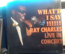 Ray Charles Live in concertWhatd I say